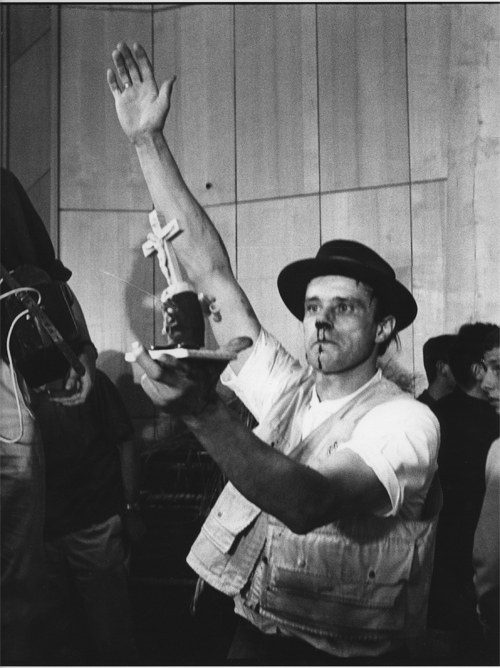 essays on joseph beuys