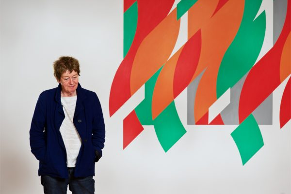 <b>Besprechung Bridget Riley</b>