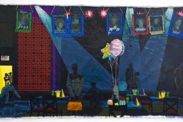<b>Kerry James Marshall</b>