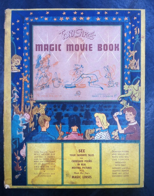Tony Sarg's Magic Movie Box