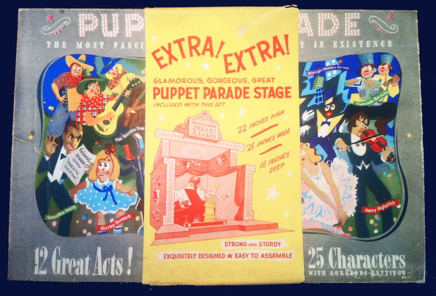 Puppet Parade 01